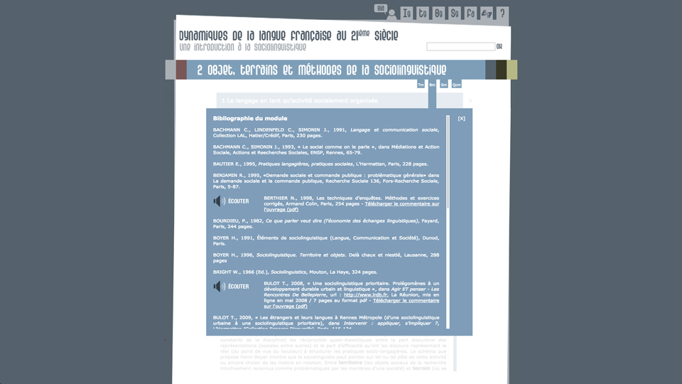 Site Sociolinguistique.fr image 1