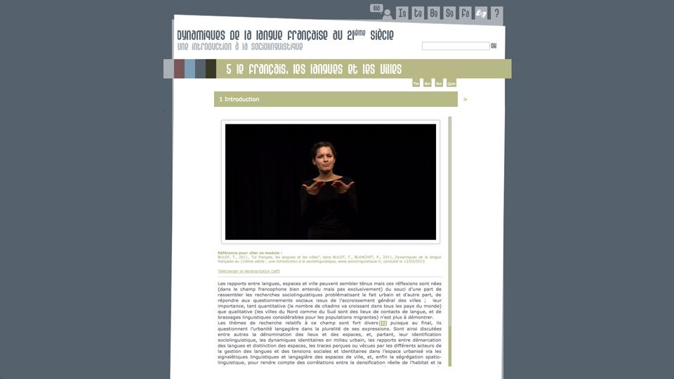 Site Sociolinguistique.fr image 4