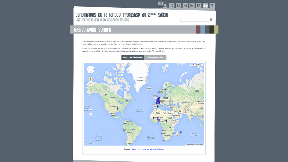 Site Sociolinguistique.fr image 5