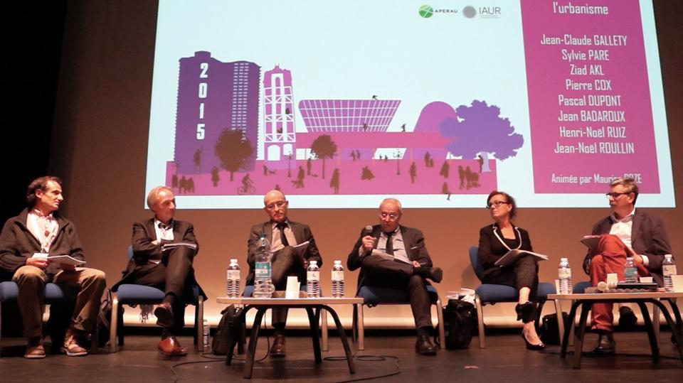 Les métiers de l'urbanisme