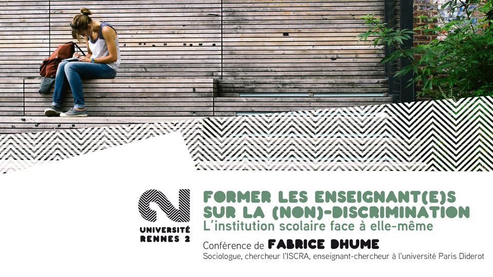 Conférence Fabrice Dhume