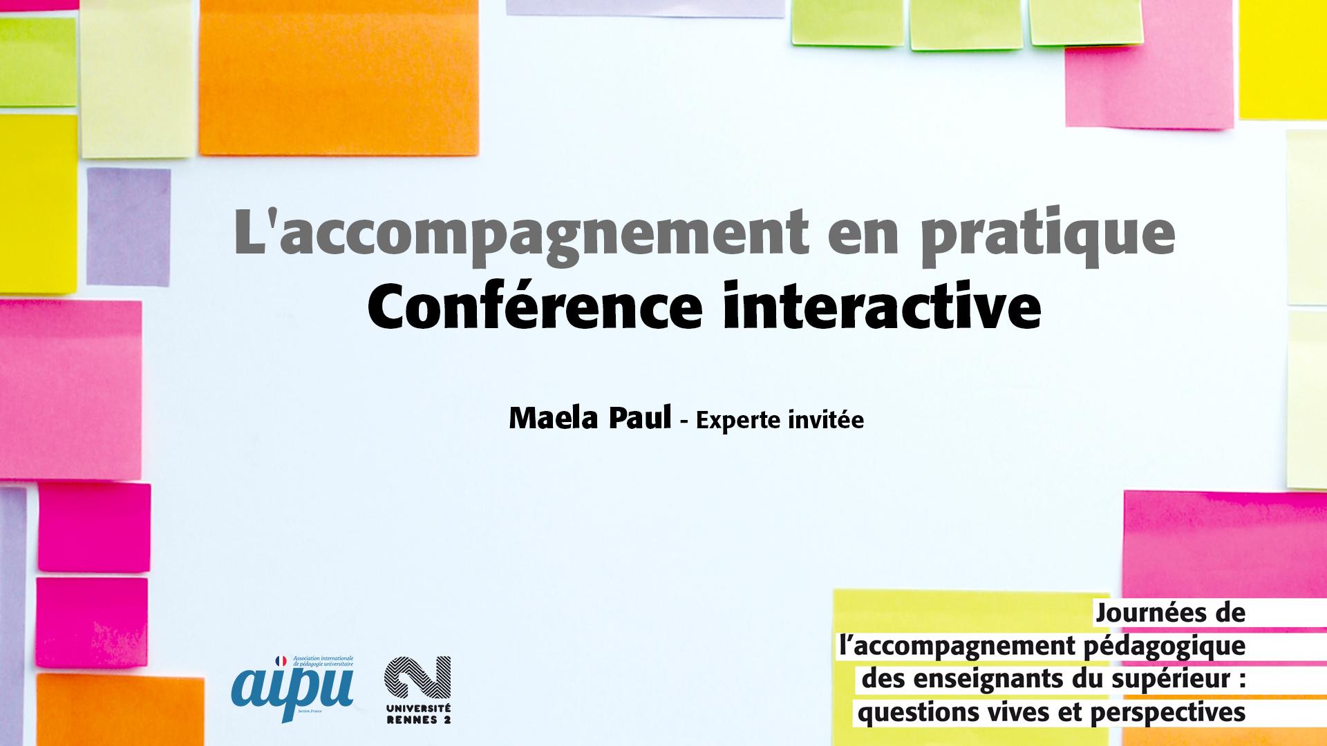 JAPES_ conférence interactive