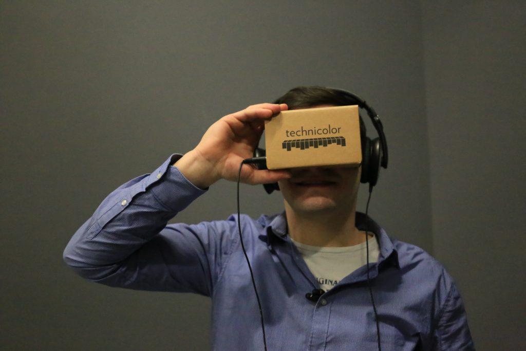 réalité virtuelle à Rennes 2