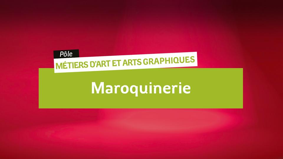 Arts-Maroquinerie