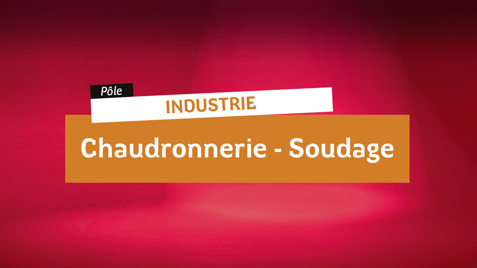 Industrie-Chadronnerie-Soudage