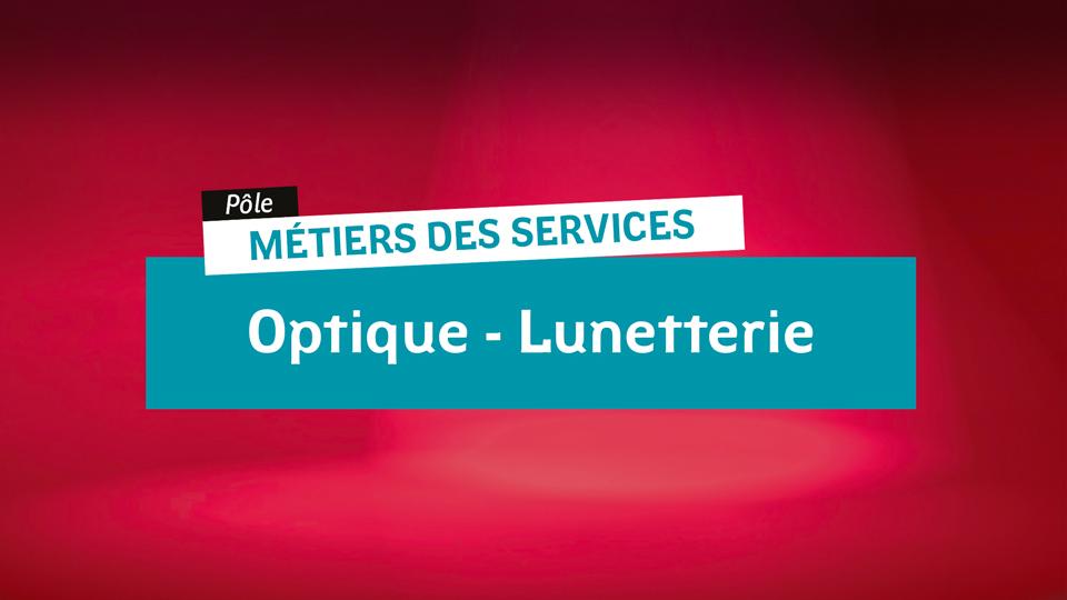 Lunetterie-Optique