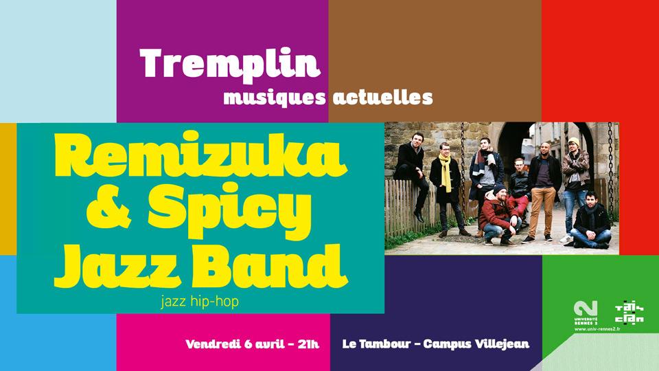 Remizuka & Spicy Jazz Band