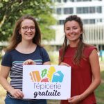 Une épicerie gratuite à L'université Rennes 2